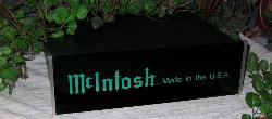 mcintosh dealer promotional sign display