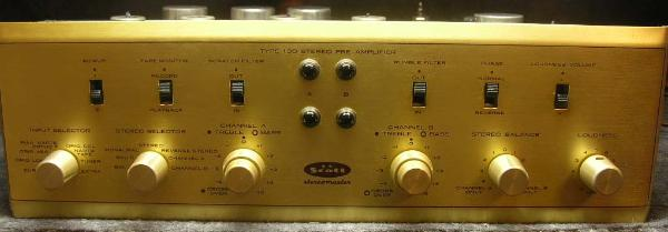 HH Scott Type 130 stereo Preamplifier